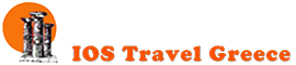 Ios Travel Greece Mobile Logo
