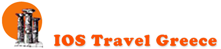 Ios Travel Greece Logo