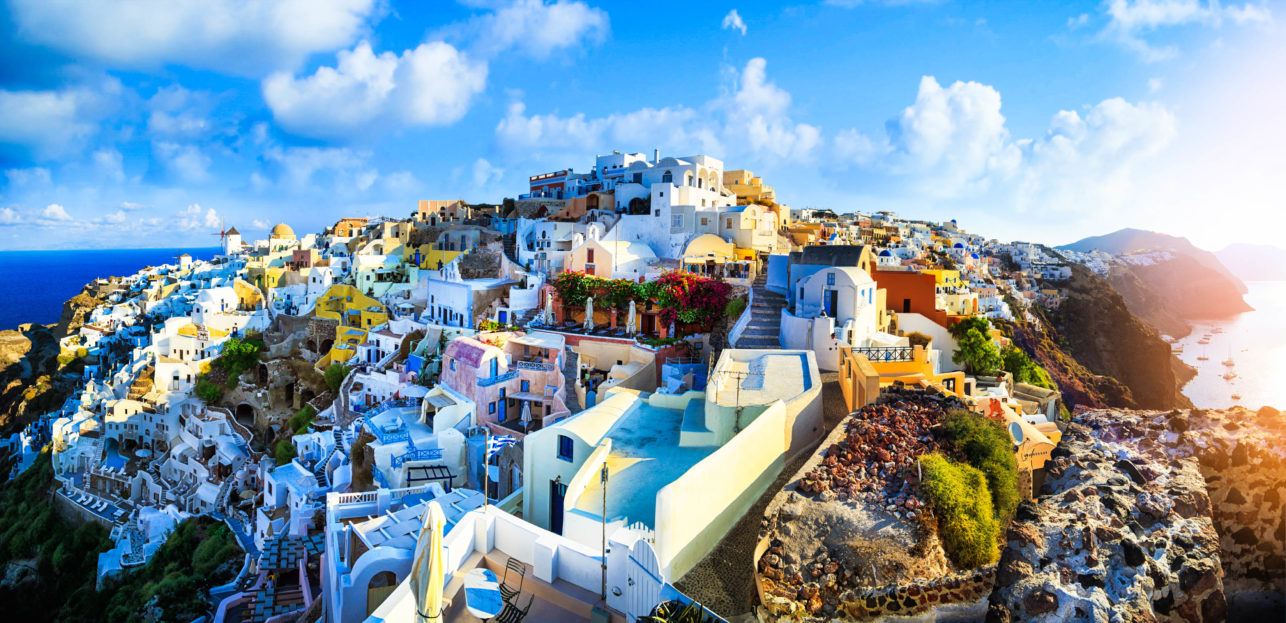 Greek Island Hopping No 4 Most Popular Greek Islands